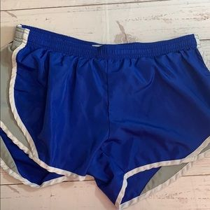 Blue & Gray Soffe Shorts